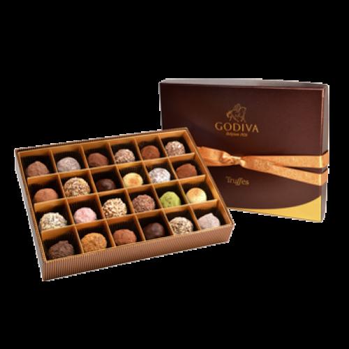 Godiva Chocolate Truffes Collection 24pcs.
